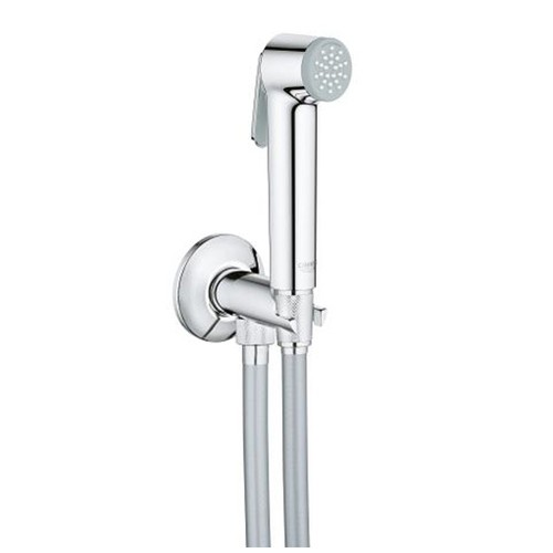 Grohe New Tempesta-F Trigger Spray set w.valve