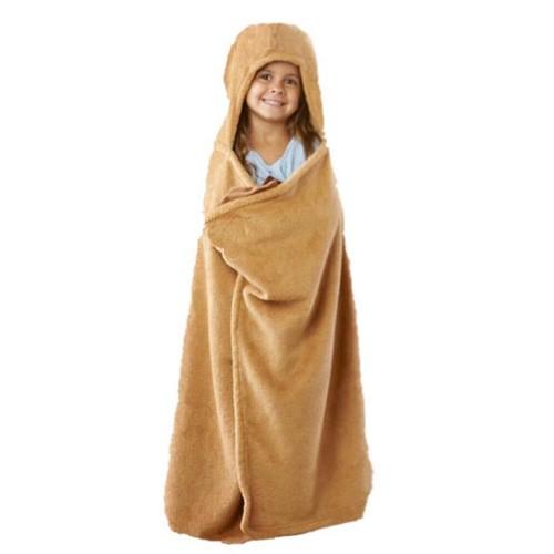 Dunlopillo Hooded Thermal Blanket
