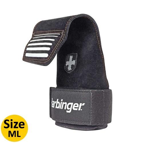 Harbinger Lifting Grips Black - Size M/L