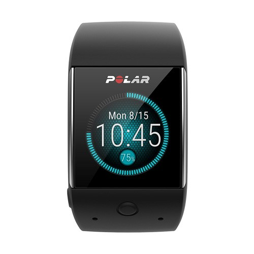 Polar Sport Smartwatch M600 - Black
