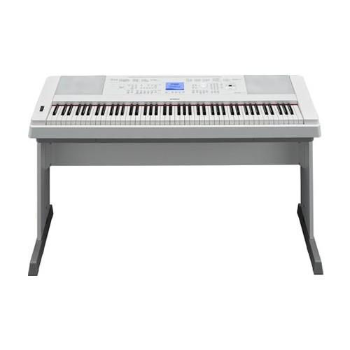 Yamaha Digital Piano DGX-660 - White