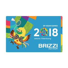 Brizzi BRI Asian Games - Bh