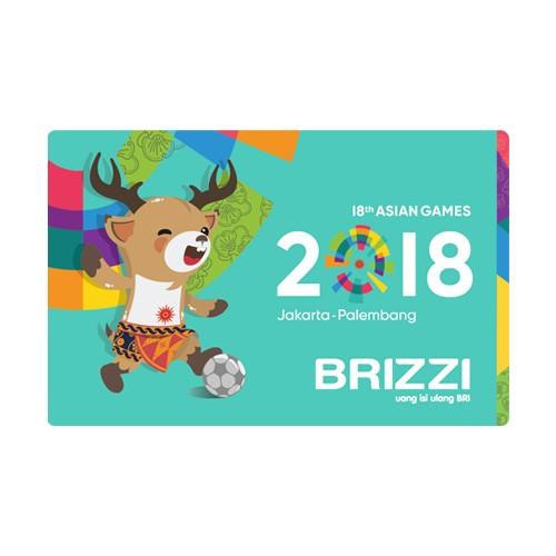 Brizzi BRI Asian Games - Atung