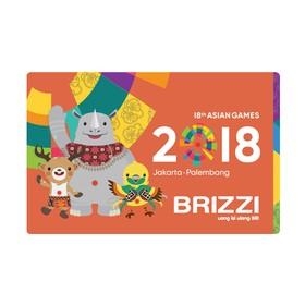 Brizzi BRI Asian Games - KA