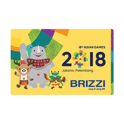 Brizzi BRI Asian Games - KAB Yellow