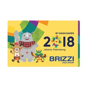 Brizzi BRI Asian Games - KA