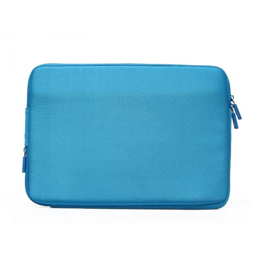 Gearmax Premium Classic Lycra Fabric for Laptop 15.4 Inch GM1701 - Blue