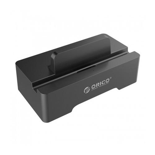Orico 3-Port USB 3.0 Docking Station with SD & TF Reader HSC3-TS - Black