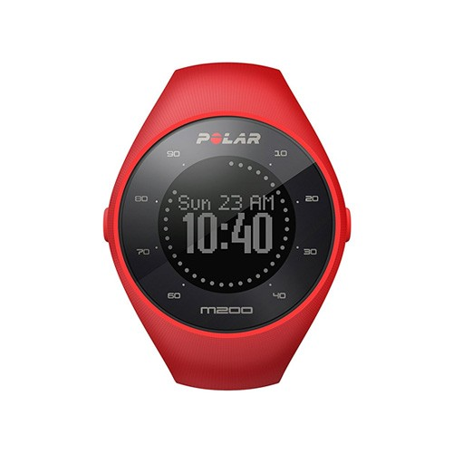 Polar Sport Smartwatch M200 - Red