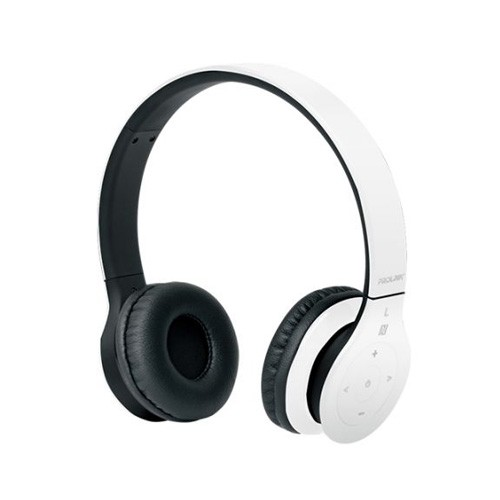 Prolink Bluetooth Stereo Headset with NFC Fervor Tune PHB6002 - White