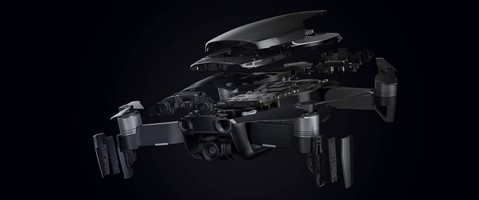 DJI Mavic Air - Onyx Black