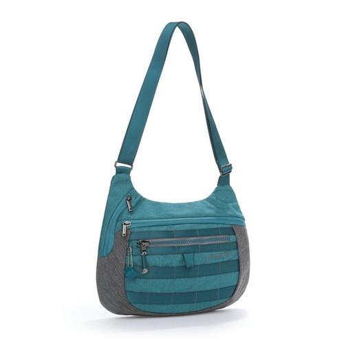 Hedgren Moroni, Mallard Turquoise, (Os)