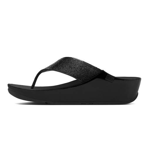 Fitflop Crystall [B36-001], Black, (7)