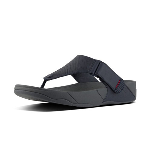 Fitflop Trakk Ii In Leather, Supernavy, (11)