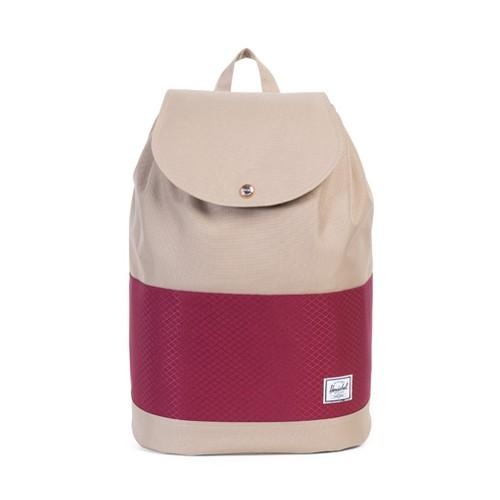 Herschel Reid Backpack 21L - Bndl/Wine