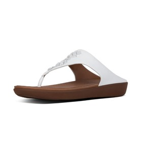 Fitflop Banda Leather Toe T