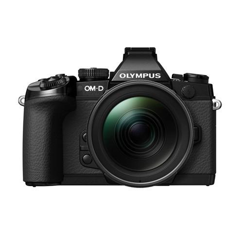 Olympus OM-D E-M1 Kit M. Zuiko 12-40mm - Black
