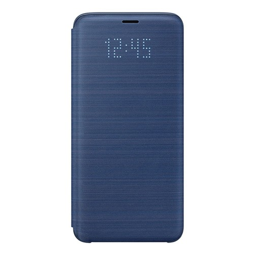 Samsung LED View Cover for Galaxy S9+ Blue