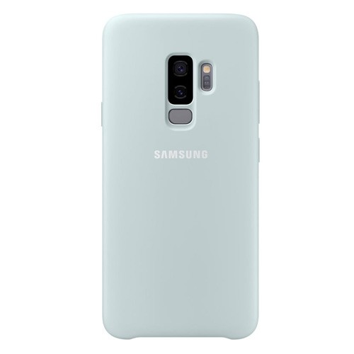 Samsung Silicone Cover for Galaxy S9+ Blue