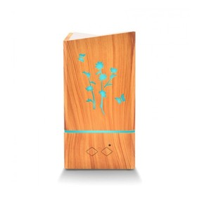 Wooden Humidifier Aroma Dif