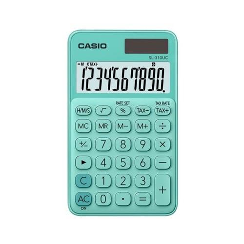 Casio Kalkulator SL-310UC-GN - Green
