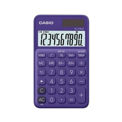 Casio Kalkulator SL-310UC-PL - Purple
