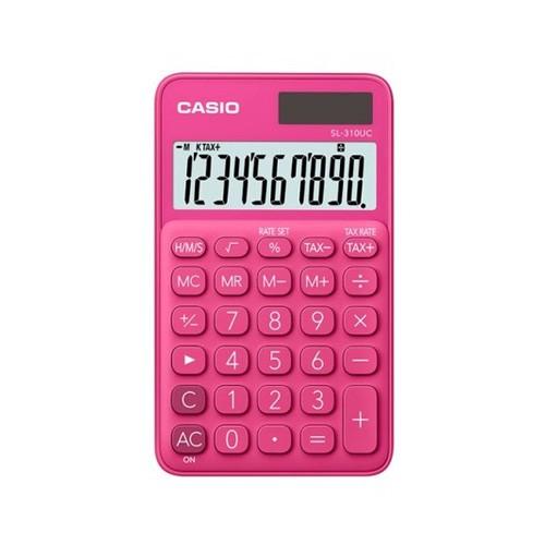 Casio Kalkulator SL-310UC-RD - Red