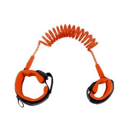 Kids Toddler & Baby Safety Rope 1.5M  (Anti Lost Belt) - Orange