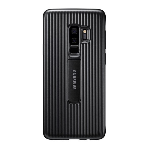 Samsung Protective Standing Cover for Galaxy S9 - Black
