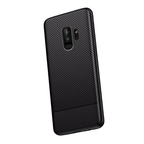 Tunedesign Carbon Armor Case for Galaxy S9+ Black