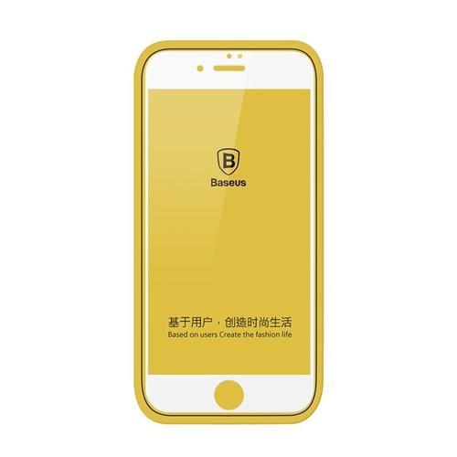 Baseus Profit Glass Screen 3D iPhone 6 Plus White