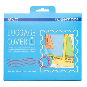 Flight 001 Graphic Luggage
