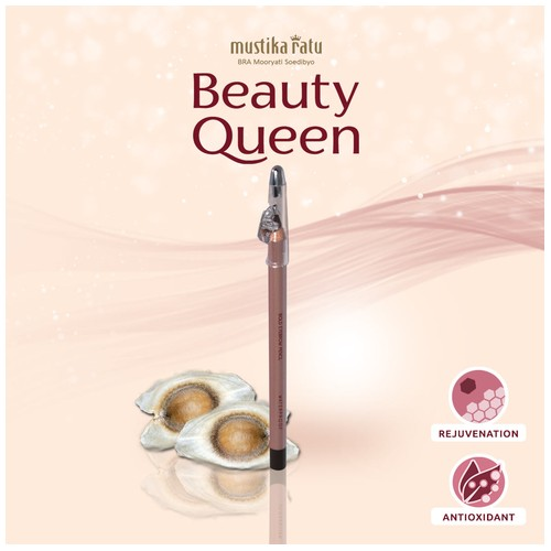 Beauty Queen Eye Brow Pen Langes