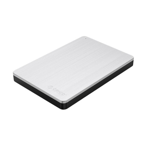 Orico Hard Drive Enclosure MD35U3 - Silver