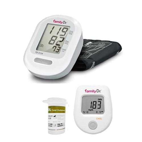 Family Dr Paket Monitor Kesehatan Jantung - Kolesterol