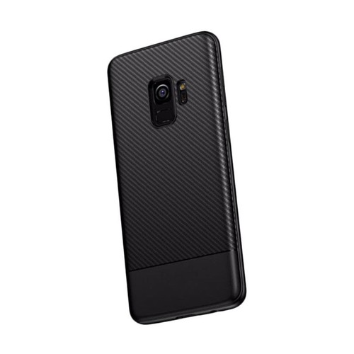 Tunedesign Carbon Armor Case for Galaxy S9 - Black