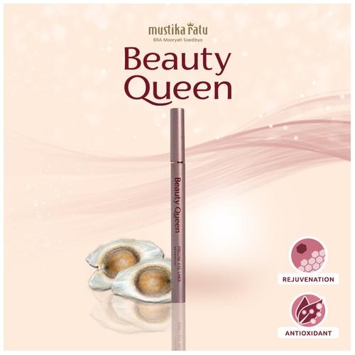 Beauty Queen Eye Liner Marker Black