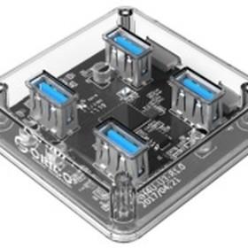 ORICO MH4U-U3 USB3.0 Transp