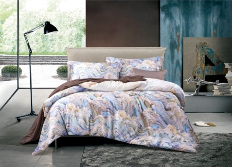 Juliahie Bed Sheet Nial Full (120 x 200)