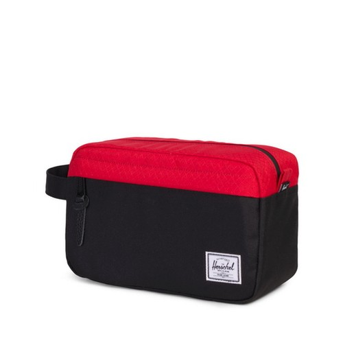 Herschel Chapter 5L-  Black/Sclt