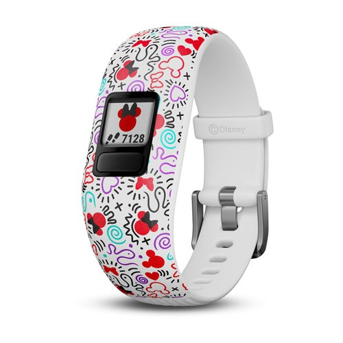 Garmin VivoFit jr.2 Adjustable Activity Tracker for Kids - Disney Mnnie Mouse