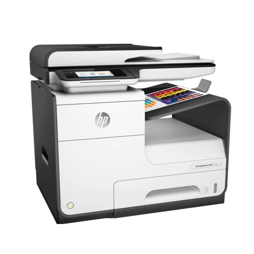 HP PageWide Pro 477dw Multifunction Printer D3Q20D