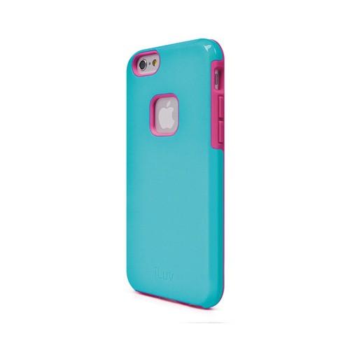 ILuv Regatta Dual layer Case for iPhone 6 AI6REGATE - Teal