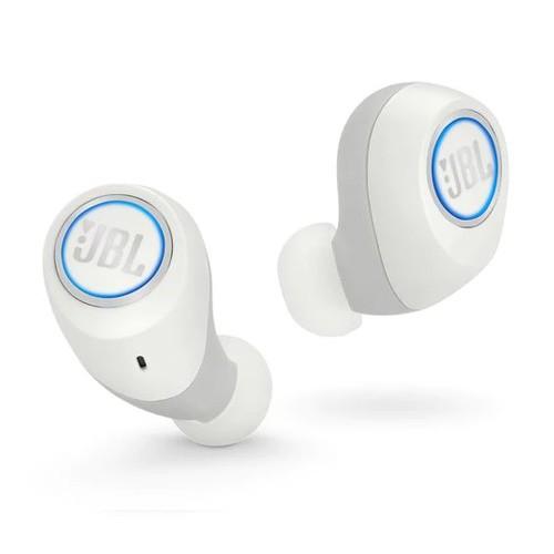 JBL Free Wireless In-Ear Headphones - White