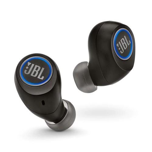 JBL Free Wireless In-Ear Headphones - Black