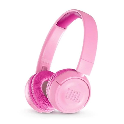 JBL Kids Wireless On-Ear Headphones JR300BT - Punky Pink
