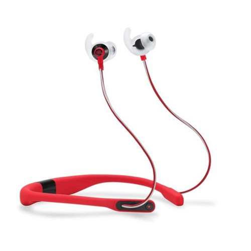 JBL Heart Rate Wireless Headphones Reflect Fit - Red