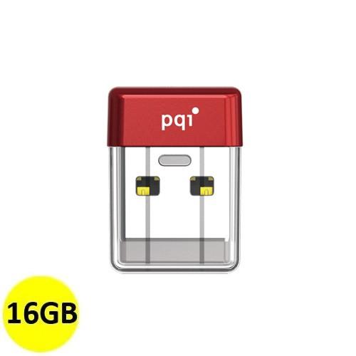 PQI Flash Drive USB 3.0 16GB U603V - Red