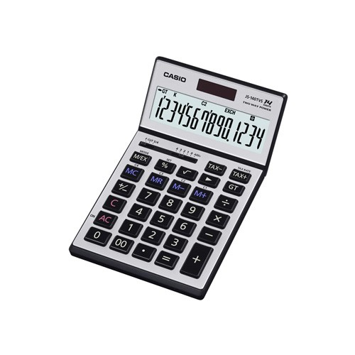 Casio Kalkulator JS-140TVS SR
