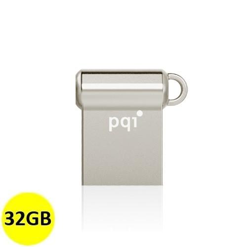 PQI Flash Drive USB 3.0 i-Mini II U838V 32GB - Silver